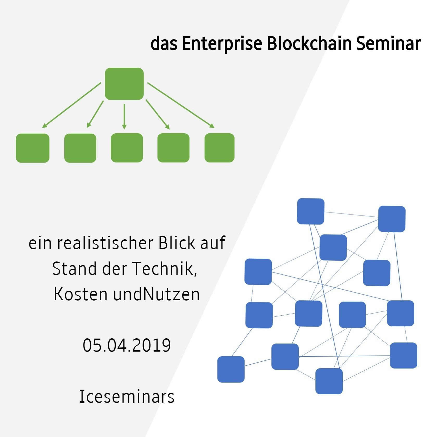 Enterprise Blockchain Seminar 02